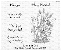 ODBD Life is a Gift