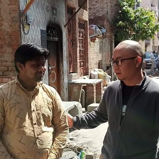 Sunil; Lelaki Hindu yang Lindungi Muslim India dari Serbuan Teroris