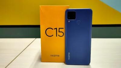 Harga Realme C15