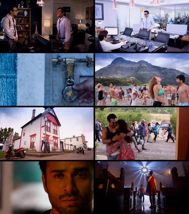 Sanam Re 2016 Hindi 480p HDRip