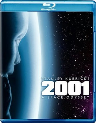 2001: A Space Odyssey on Blu-ray Disc