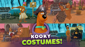 Free Download Game My Friend Scooby-Doo! APK+DATA Terbaru 2018