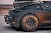 Off-Road Tesla Roadster x All-Electric Safari Rally Car