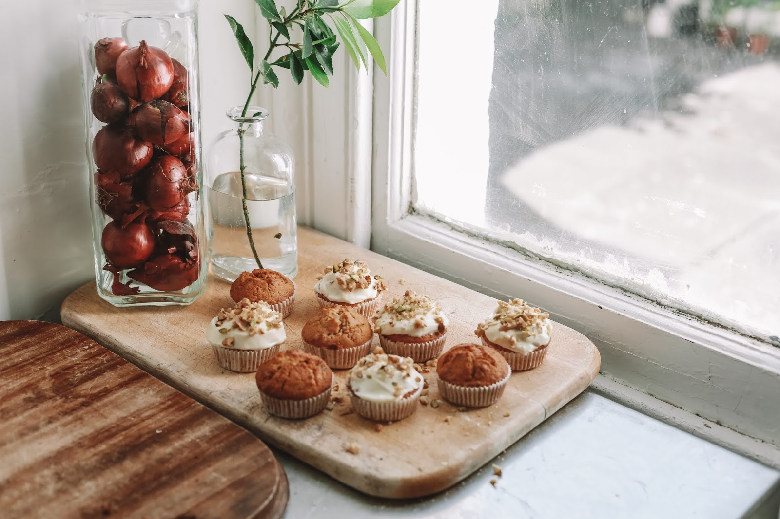 Rêveuse Recipe: Carrot Cake Cupcakes