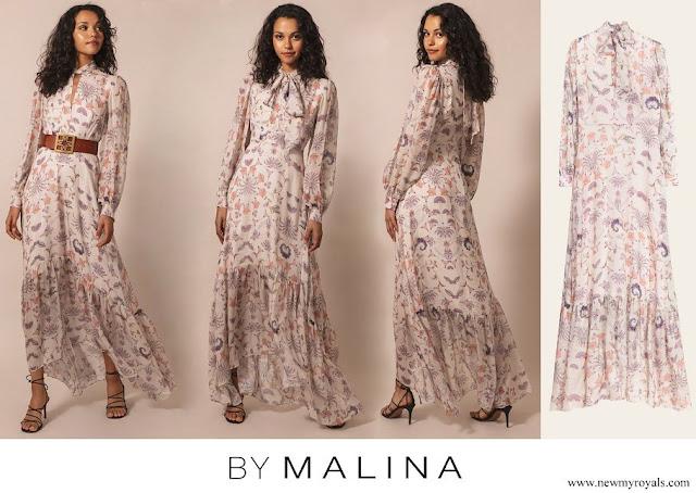 Crown Princess Victoria wore By Malina Adele Dress