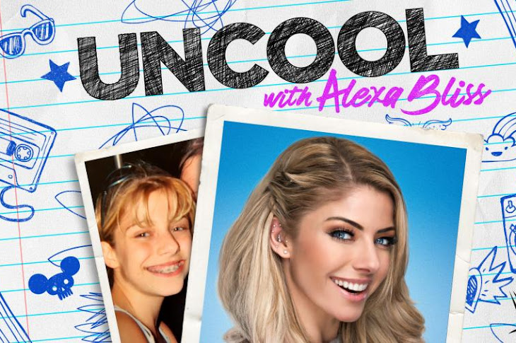 """Alexa Bliss Has A New Podcast Titled """"Uncool With Alexa Bliss"""""""