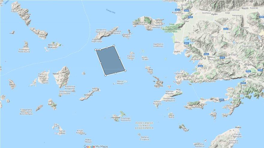Τουρκία: Δεσμεύει περιοχές του Αιγαίου για ασκήσεις μέχρι τον… Δεκέμβριο