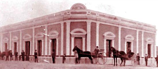 EN 1950 los villazonences pidieron ser parte de Tarija
