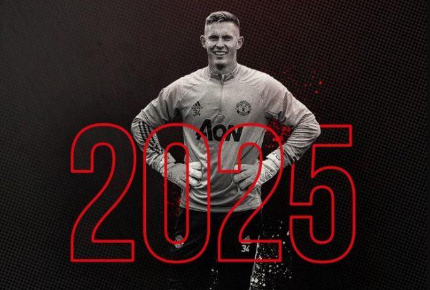 Dean Henderson Perpanjang Kontrak di Manchester United
