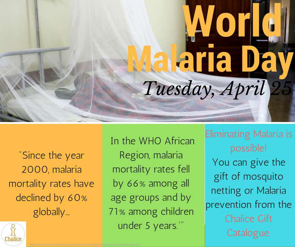 World Malaria Day Wishes Unique Image