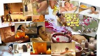 أهمية حمام الزيوت العطرية