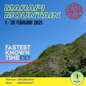 FKT Marapi Mountain • 2021
