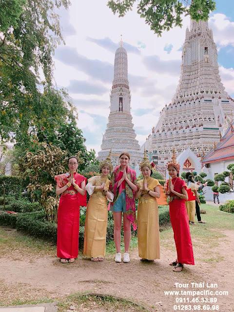 Review chuyến đi Bangkok và Hua Hin tại Thái Lan với hãng máy bay VietJet Air