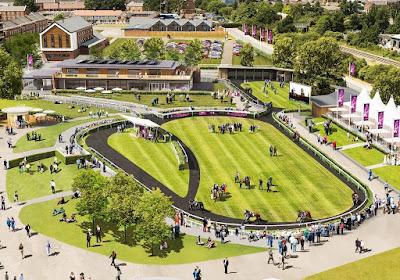 Newbury racecourse (revamp)