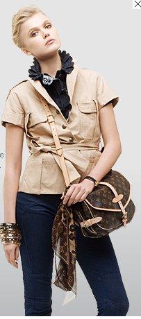 2271f7b47f0a LV Handbags Lovers  Louis Vuitton handbags - Saumur 30 Monogram ...