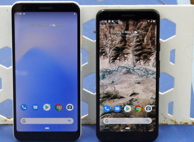 How big is the pixel 3a XL screen?