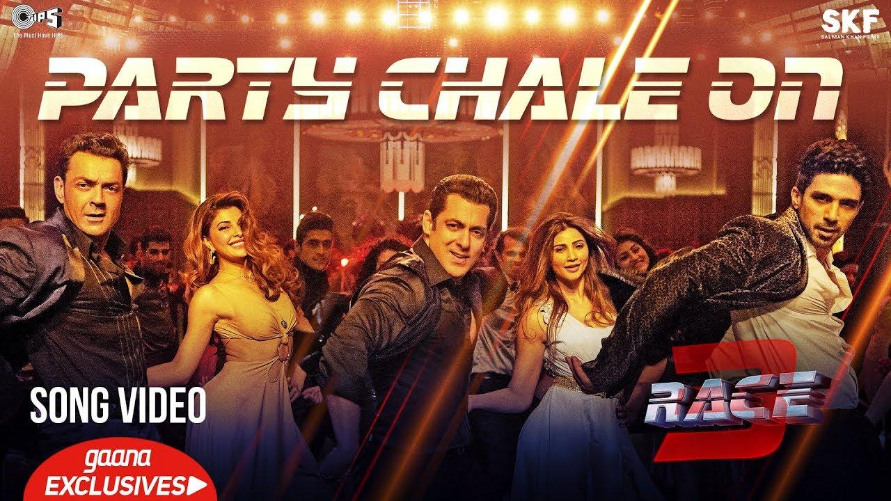 Party Chale On Guitar Chords Race 3 Salman Khan Mika Singh