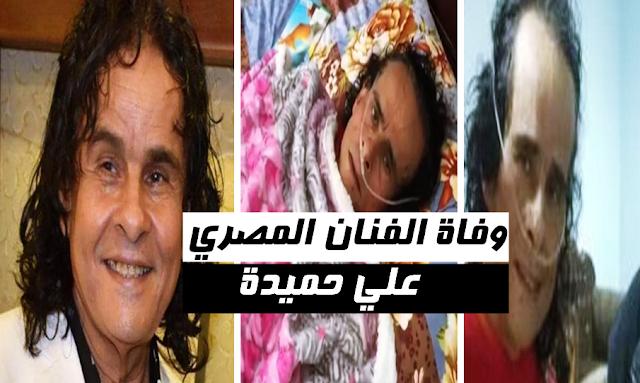 Egyptian Artist Ali Hamida Dies At The Age Of 55