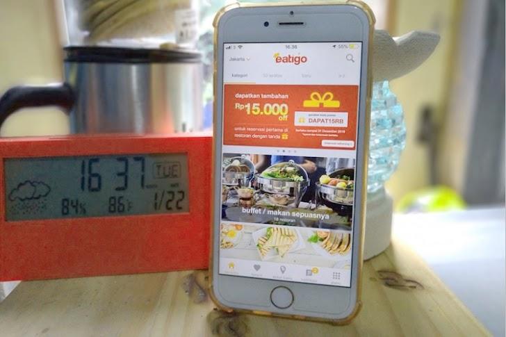5 Aplikasi Kuliner Android Terbaik Untuk Mencari Restoran Saat Mudik