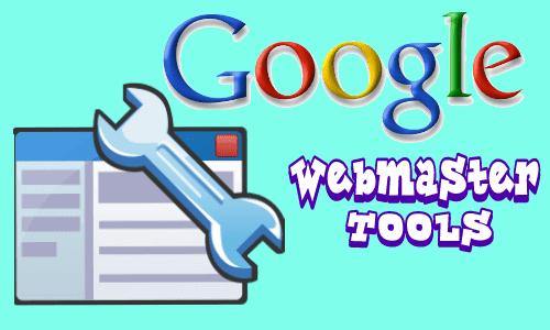 webmaster tools merupakan alat yang disediakan google untuk mengontrol perkembangan blog y Mengatasi Error Missing Name, Author, Update, dan Entry-Title di Webmaster Tools