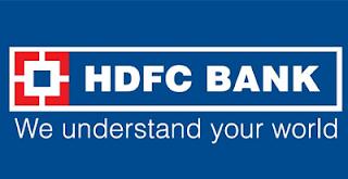 HDFC BANK :6 ट्रिलियन बाजार पूंजीकरण पार करने वाली तीसरी कंपनी HDFC बैंक लिमिटेड बनी।