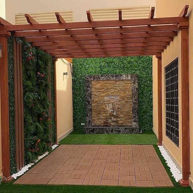 شركات تصميم الحدائق في المملكة
