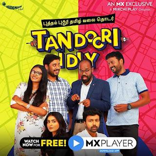 Tandoori Idly Web Series Wallpaper