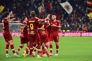 وقاد الشعراوي فريق روما للفوز على ساسولو بفوز قاتل وتصدر ترتيب الدوري الإيطالي