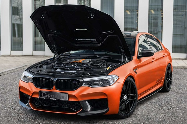 BMW M5 G-Power