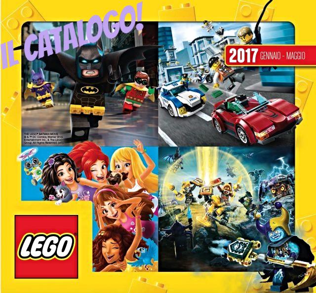 Toys catalogo lego 2017 for Catalogo bp 2017