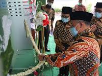 Kakanwil Kemenag Jatim Launching, PTSP Kemenag Probolinggo