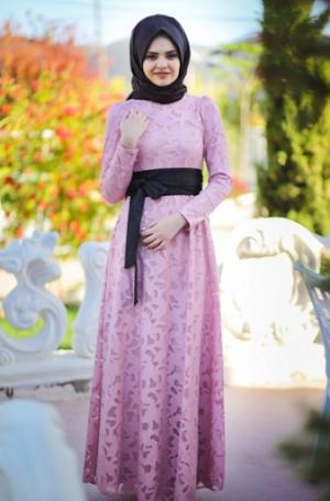 20+ Foto Dress Kebaya Modern: Long Dress, Pendek Selutut dan Brokat