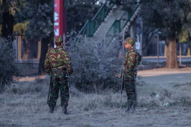 Lesotho army commander 'shot dead' by soldiers
