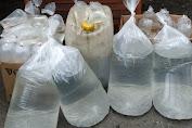Polres Kotamobagu Sita Cap Tikus dalam Berbagai Kemasan