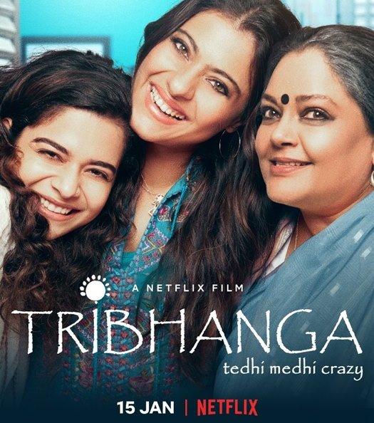 Tribhanga: Tedhi Medhi Crazy, Feminisme 3 Generasi yang Berbeda