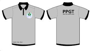 Template Desain Baju Polo