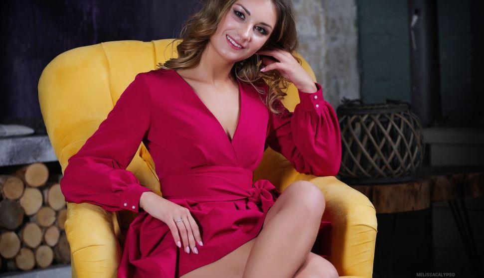 MelissaCalypso Model GlamourCams