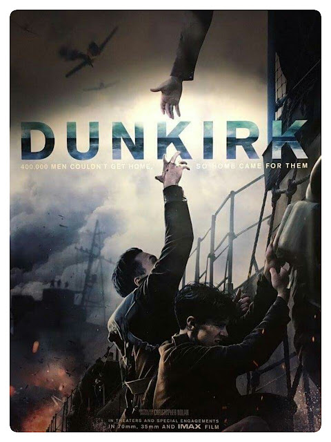 Review Filem Dunkirk: Epik Perang Dunia Kedua Terbaik