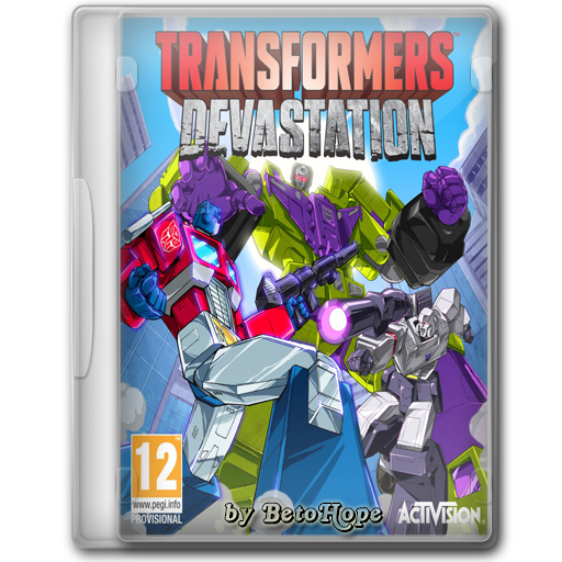 Transformers Devastation Full Español
