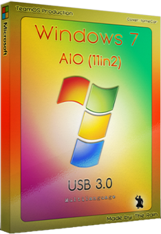 Windows 7 Sp1 AIO poster box cover