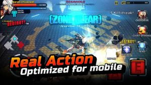 Smashing The Battle MOD v1.08 APK Unlimited Money Terbaru
