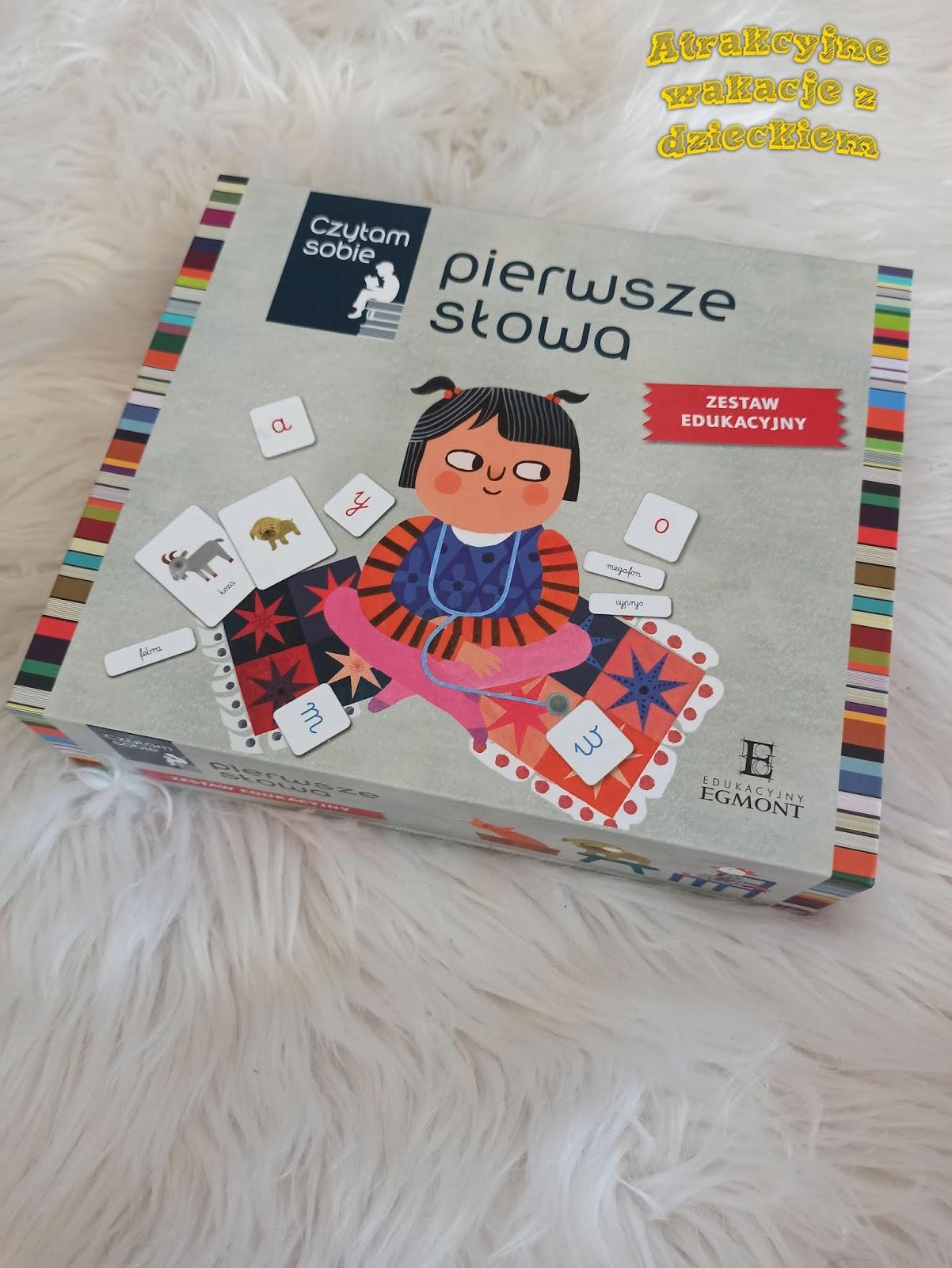 Nauka czytania z dzieckiem