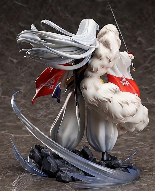 Figuras: Imágenes de Inuyasha y Sesshomaru de Hobbymax