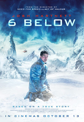 6 Below Miracle On The Mountain 2017 DVD R1 NTSC Sub