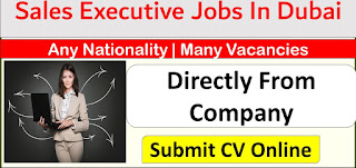 Requirement Sales Executive Jobs Vacancy Tabeer Tourism LLC Location Dubai