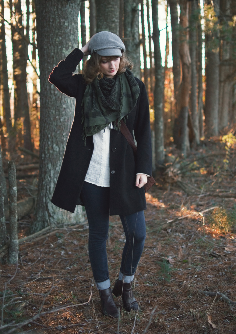 The Flying Clubhouse: Pine Grove | casual winter outfit