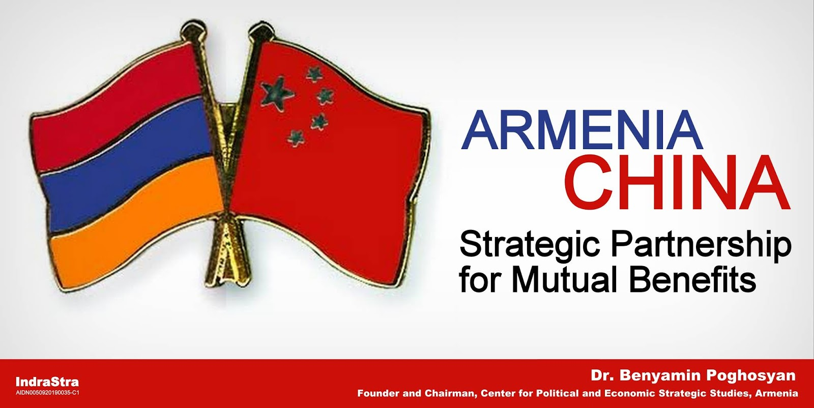 Armenia–China: Strategic Partnership for Mutual Benefits