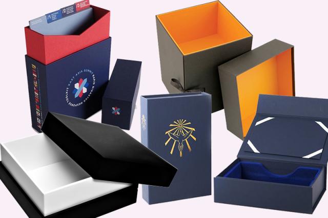 Rigid box