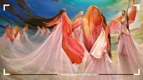 Самая сильная Молитва «Женское Счастье в Роду»
