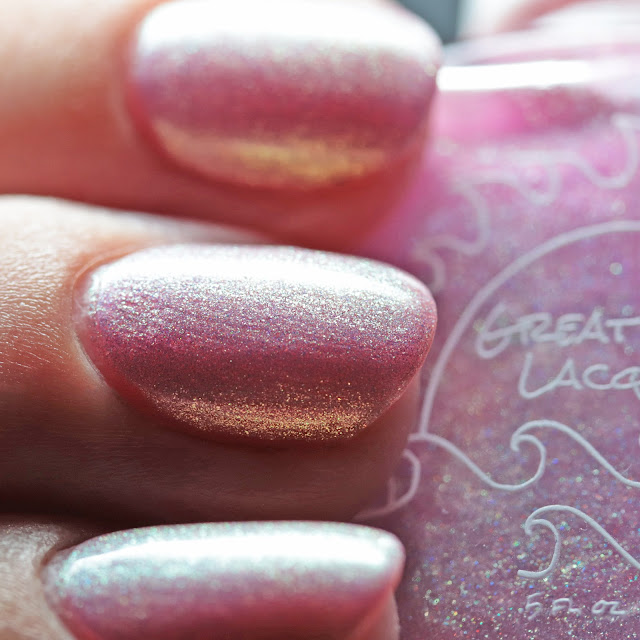 Great Lakes Lacquer Never, Ever Give Up Hope